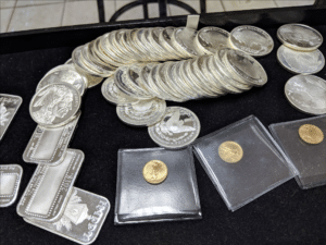 Sell silver bars Chicago
