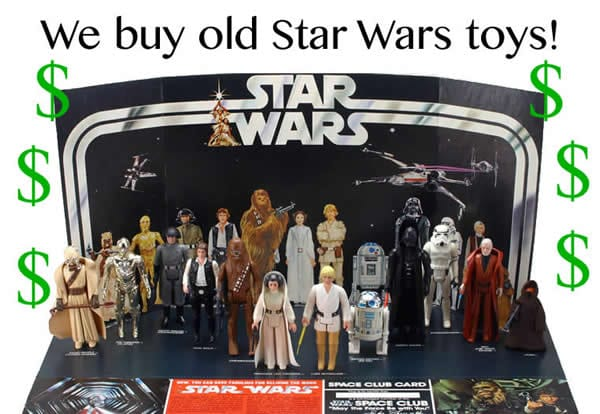 star wats toys
